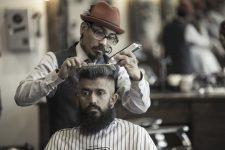Frisuren-Trends 11 - Wahl präsentiert ‹Flattop› - der Look der 40er Jahre  aus der Decades Collection 2019