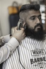 Frisuren-Trends 12 - Wahl präsentiert ‹Flattop› - der Look der 40er Jahre  aus der Decades Collection 2019