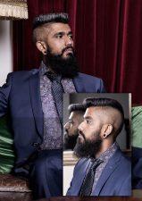 Frisuren-Trends 15 - Wahl präsentiert ‹Flattop› - der Look der 40er Jahre  aus der Decades Collection 2019