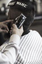 Frisuren-Trends 6 - Wahl präsentiert ‹Flattop› - der Look der 40er Jahre  aus der Decades Collection 2019