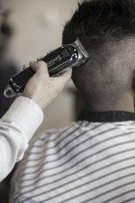 Frisuren-Trends 9 - Wahl präsentiert ‹Flattop› - der Look der 40er Jahre  aus der Decades Collection 2019