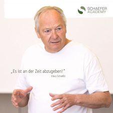 1   Letztes Chefseminar von Klaus Schaefer