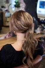 Frisuren-Trends 1 - Step-by-Step zum Weihnachtslook