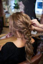 Frisuren-Trends 12 - Step-by-Step zum Weihnachtslook