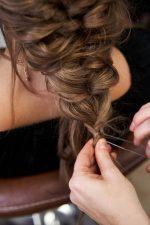 Frisuren-Trends 13 - Step-by-Step zum Weihnachtslook