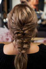 Frisuren-Trends 14 - Step-by-Step zum Weihnachtslook