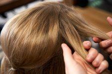 Frisuren-Trends 18 - Step-by-Step zum Weihnachtslook