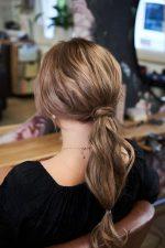 Frisuren-Trends 3 - Step-by-Step zum Weihnachtslook