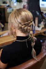 Frisuren-Trends 30 - Step-by-Step zum Weihnachtslook
