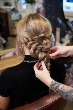 Frisuren-Trends 31 - Step-by-Step zum Weihnachtslook