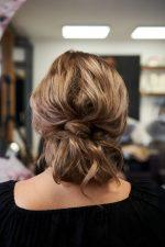 Frisuren-Trends 6 - Step-by-Step zum Weihnachtslook