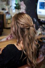 Frisuren-Trends 8 - Step-by-Step zum Weihnachtslook