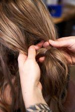 Frisuren-Trends 9 - Step-by-Step zum Weihnachtslook