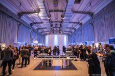 2 | Intercoiffure feiert am ersten November Wochenende 2019 mit rund 350 Gästen in Essen