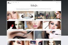 1 | Mediterra Cosmetics - Webseite in neuem Layout