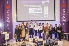 1 | Melina Plotzki gewinnt den begehrten COSMETICA Newcomer-Award 2019!