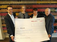 Wella Charity Aktionen: DKMS LIFE &  MOVEMBER FOUNDATION - Bild