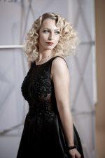Frisuren-Trends 1 - Glamour-Weihnachts-Looks von André Märtens
