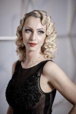 Frisuren-Trends 11 - Glamour-Weihnachts-Looks von André Märtens