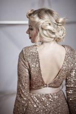 Frisuren-Trends 12 - Glamour-Weihnachts-Looks von André Märtens