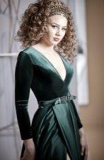 Frisuren-Trends 14 - Glamour-Weihnachts-Looks von André Märtens