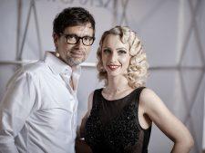 Frisuren-Trends 17 - Glamour-Weihnachts-Looks von André Märtens