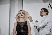 Frisuren-Trends 18 - Glamour-Weihnachts-Looks von André Märtens