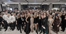 Frisuren-Trends 19 - Glamour-Weihnachts-Looks von André Märtens