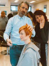 2 | TIGI bringt internationalen Spirit in Brühler Salon
