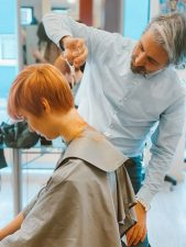3 | TIGI bringt internationalen Spirit in Brühler Salon