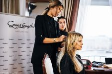 5 | Immer Red-Carpet-ready: Extensions sei Dank