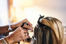 6 | Immer Red-Carpet-ready: Extensions sei Dank