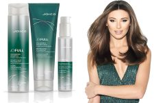 JOICO JoiFull Volumizing Shampoo, Conditioner und Styler - Bild
