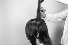 Frisuren-Trends 4 - Steinmetz-Bundy Privatsalon inszeniert majestätisches Debütantinnen-Styling mit vollendeter Eleganz