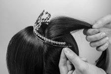Frisuren-Trends 7 - Steinmetz-Bundy Privatsalon inszeniert majestätisches Debütantinnen-Styling mit vollendeter Eleganz