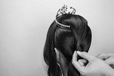 Frisuren-Trends 8 - Steinmetz-Bundy Privatsalon inszeniert majestätisches Debütantinnen-Styling mit vollendeter Eleganz