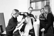 Frisuren-Trends 11 - La Biosthétique Paris entwirft als exklusiver Beauty Partner Haar- und Make-up Looks zur feenhaften Lana Mueller Show Innocence