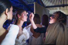 Frisuren-Trends 17 - La Biosthétique Paris entwirft als exklusiver Beauty Partner Haar- und Make-up Looks zur feenhaften Lana Mueller Show Innocence