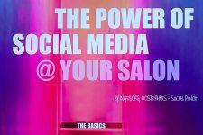 Social Media Seminar für Coiffeure - Bild
