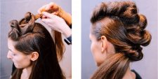 Frisuren-Trends 1 - Hair & Make-up: Fashion Week approved!