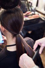 Frisuren-Trends 5 - Step-by-Step zum Marc Cain Look 2020
