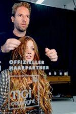 1 | TIGI-Friseure kreieren authentische Hairstyles für Kandidatinnen der Miss Germany Wahl 2020
