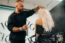 3 | TIGI-Friseure kreieren authentische Hairstyles für Kandidatinnen der Miss Germany Wahl 2020