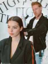 4 | TIGI-Friseure kreieren authentische Hairstyles für Kandidatinnen der Miss Germany Wahl 2020