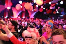7 | Abfeiern, bis der Arzt kommt bei der Kostümsitzung der Kölschen Figaros 2020
