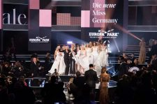 9 | TIGI stylt die neue Miss Germany 2020