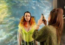 Frisuren-Trends 11 - Medusen, die fabelhafte Welt aus Form und Farbe
