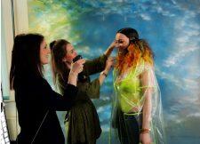 Frisuren-Trends 14 - Medusen, die fabelhafte Welt aus Form und Farbe