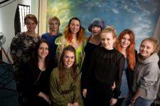 Frisuren-Trends 15 - Medusen, die fabelhafte Welt aus Form und Farbe