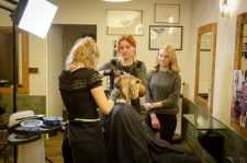 Frisuren-Trends 18 - Medusen, die fabelhafte Welt aus Form und Farbe